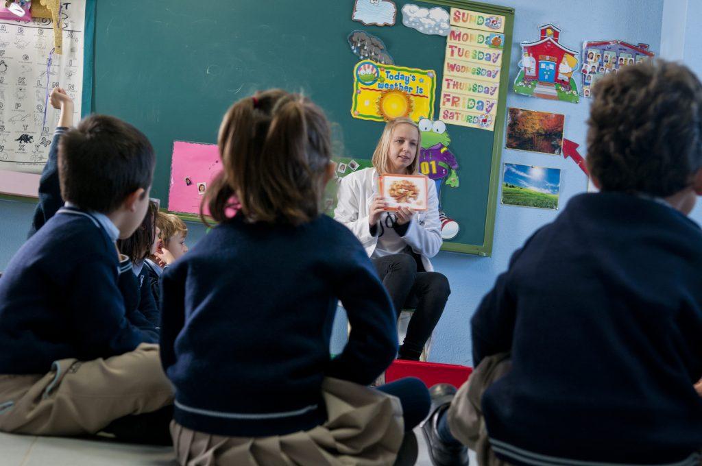 inteligencia emocional en las aulas