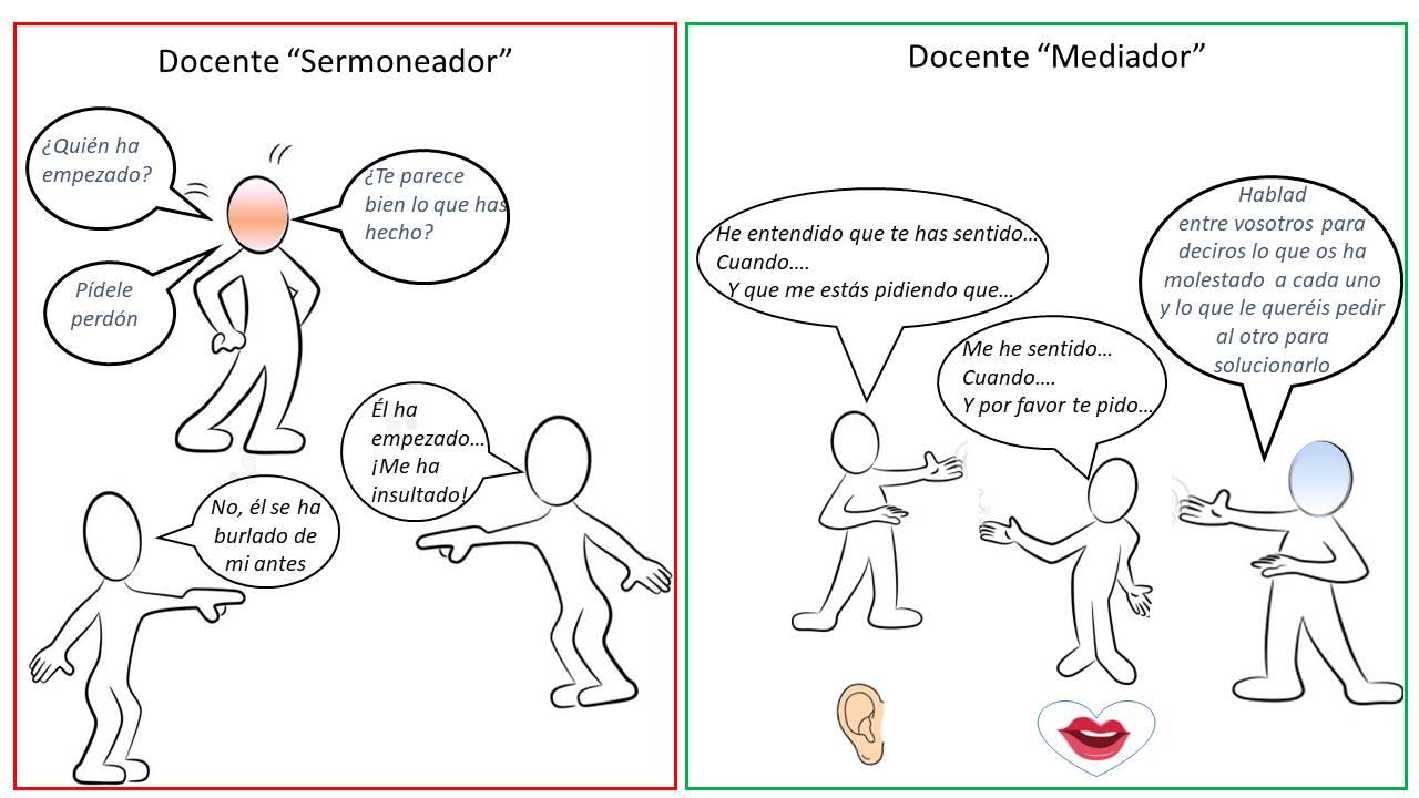 "¿Qué docente quieres ser… ""sermoneador"" o ""mediador""?"