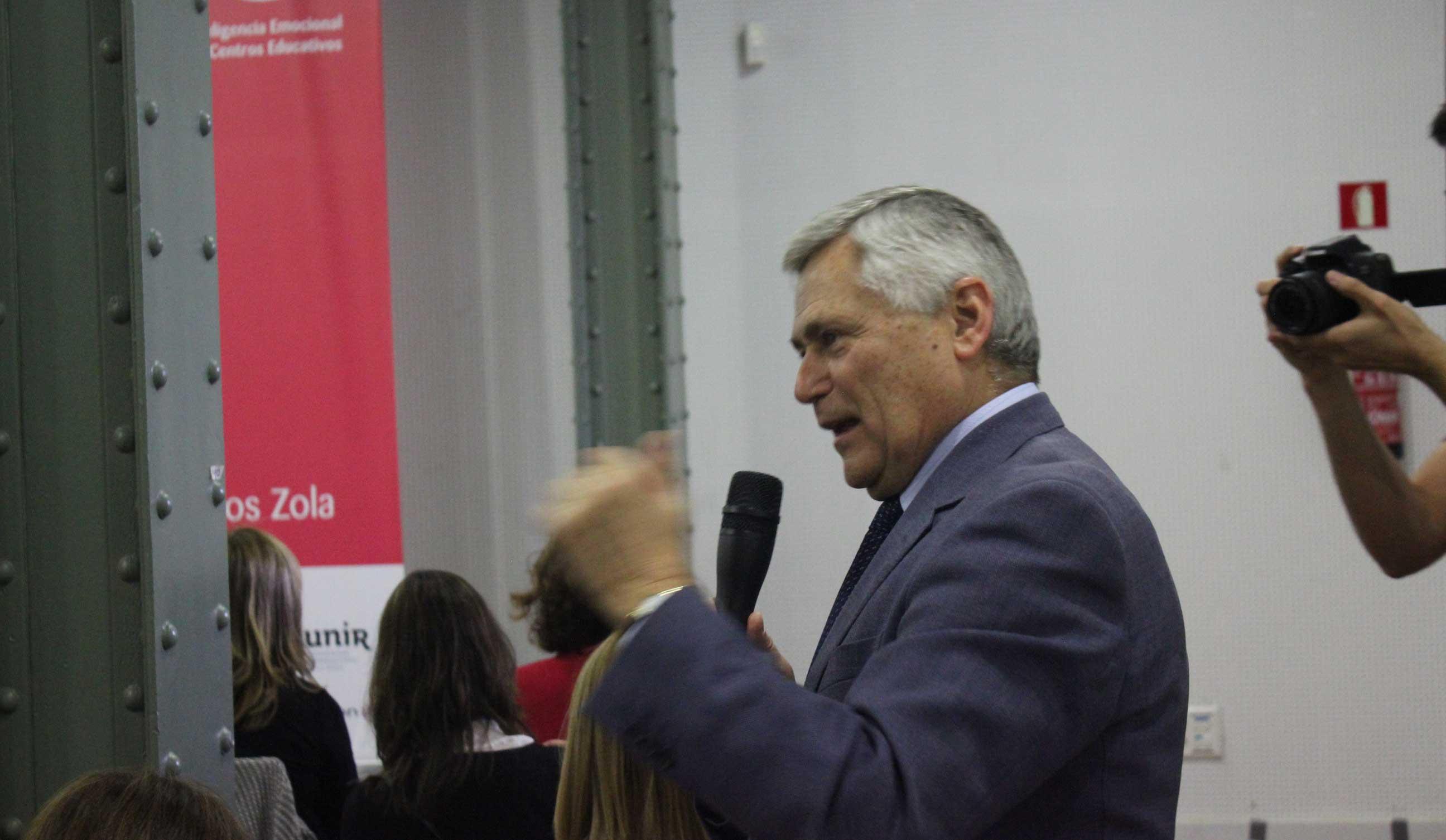 Entrevista a Rafael Bisquerra