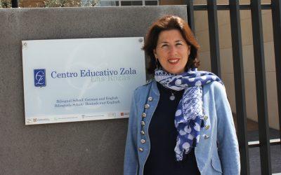 Carmen García de Leaniz aborda cómo implementar la resiliencia en centros educativos